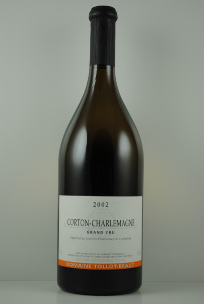 2002 Corton-Charlemagne Grand Cru, Tollot Beaut